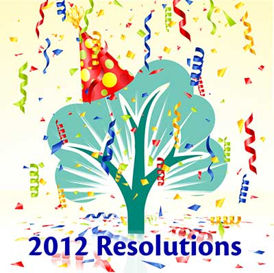 2012 Resolutions