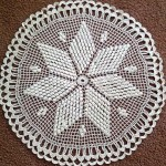 The Beautiful Doily by Eleanor Erber