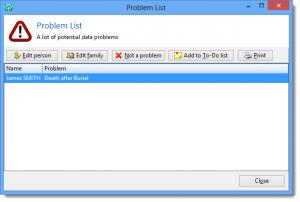 ProblemList