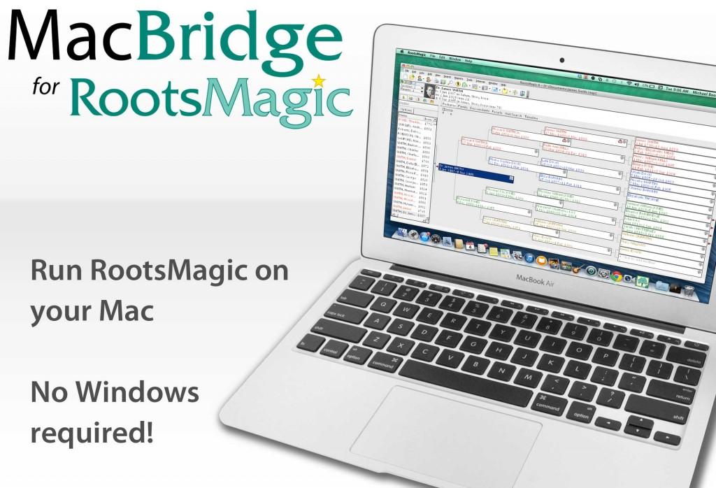 MacBridge for RootsMagic