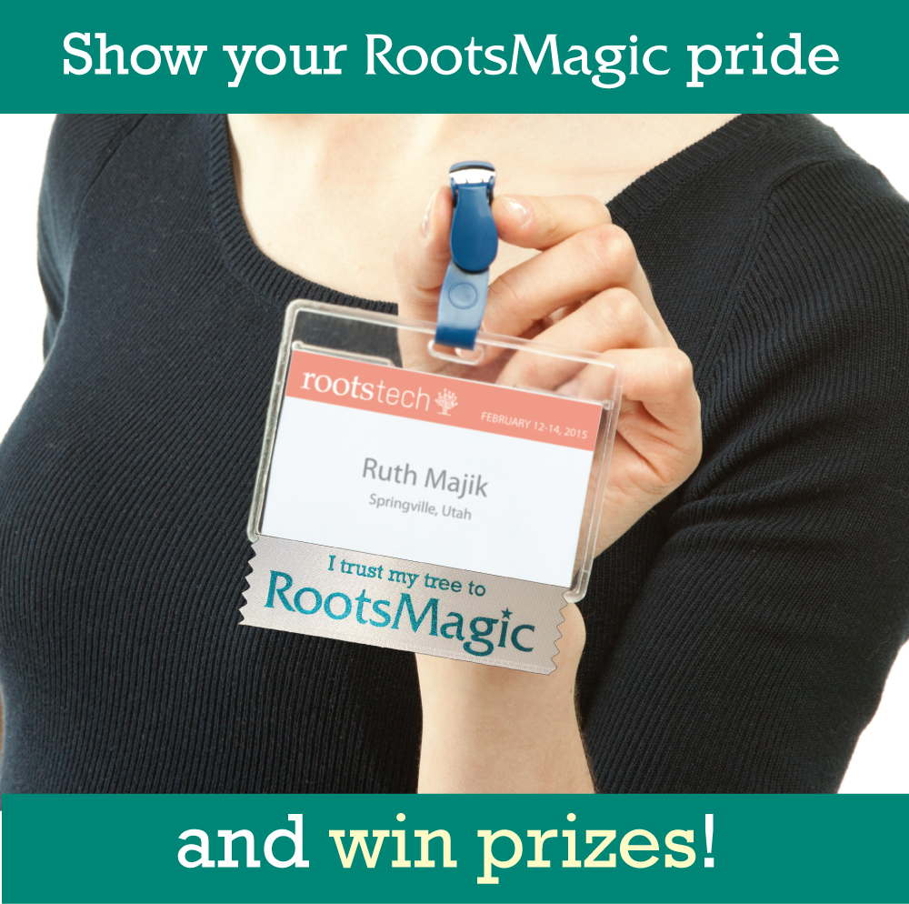 RootsMagic Ribbons and Prize Patrol
